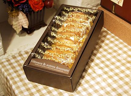 ケーキ屋さんのおいしいラスク 10個入
